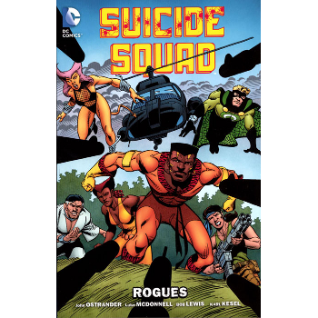 Suicide Squad Vol. 3 : Rogues TP