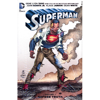 Superman ( 2015 ) Vol. 1 : Before Truth HC