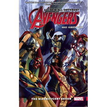 All-New Avengers Vol. 1 : Magnificent Seven TP