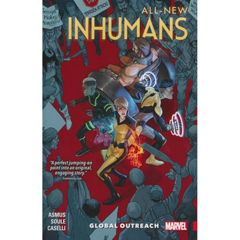 All-New Inhumans Vol. 1 : Global Outreach TP