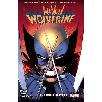 All-New Wolverine Vol. 1 : Four Sisters TP