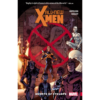 All-New X-Men ( 2015 ) Vol. 1 : Ghosts of Cyclops TP
