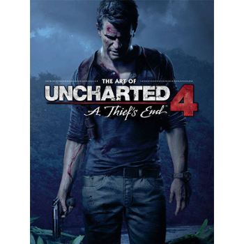 Art of Uncharted 4 : A Thief's End (O)HC