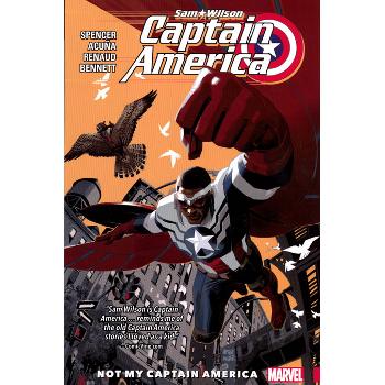 Captain America Sam Wilson Vol. 1 : Not My Captain America TP