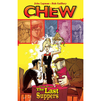 Chew Vol. 11 : The Last Suppers TP