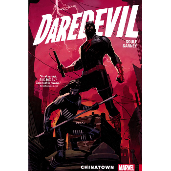 Daredevil Back in Black Vol. 1 : Chinatown TP
