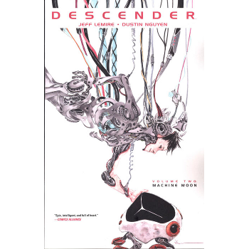 Descender Vol. 2 : Machine Moon TP
