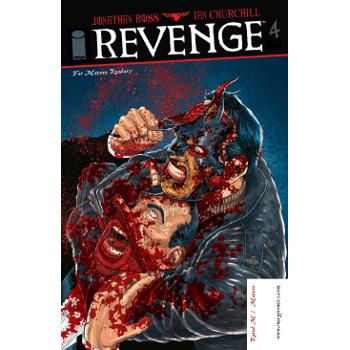 FC16 Revenge #4 -Signed