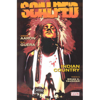 FC16 Scalped Vol. 1 TP -Signed