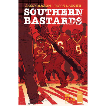 FC16 Southern Bastards #1 ( 3rd print ) -Signed
