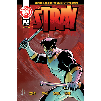 FC16 Stray #1 – Signed