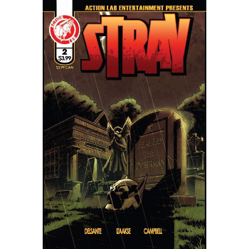 FC16 Stray #2 – Signed