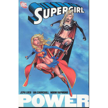 FC16 Supergirl Power TP -Signed
