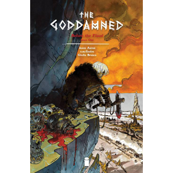 FC16 The Goddamned #1 -Signed