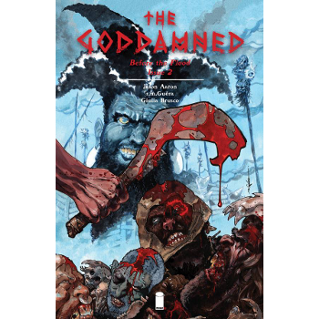 FC16 The Goddamned #2 -Signed