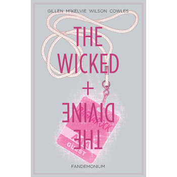 FC16 Wicked & Divine Vol. 2 TP -Signed