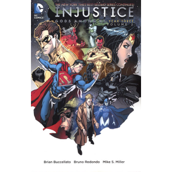 Injustice : Gods Among Us Year Three Vol. 2 TP