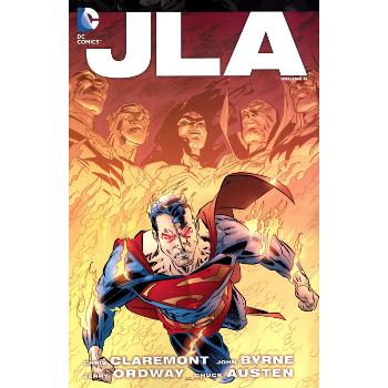 JLA Vol. 8 TP