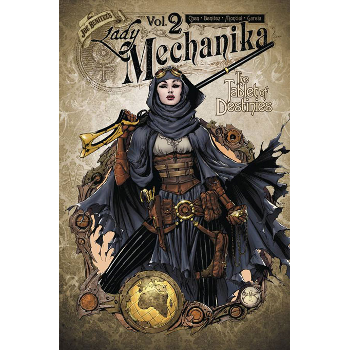 Lady Mechanika Vol. 2 : Tablet of Destinies TP