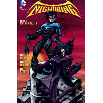 Nightwing Vol. 4 : Love and Bullets TP