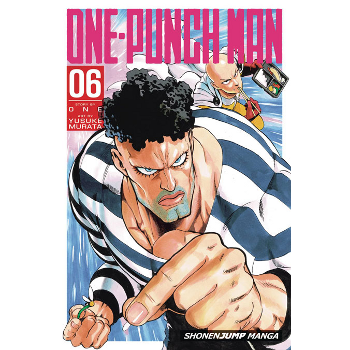 One Punch Man Vol. 06 SC