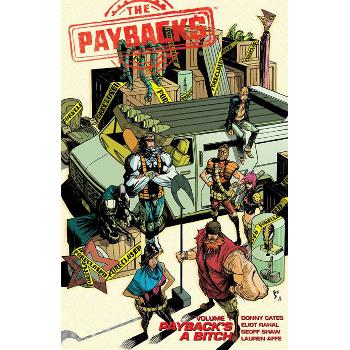 Paybacks Vol. 1 : Payback's A Bitch TP