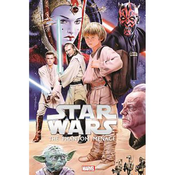 Star Wars Episode I - The Phantom Menace (O)HC