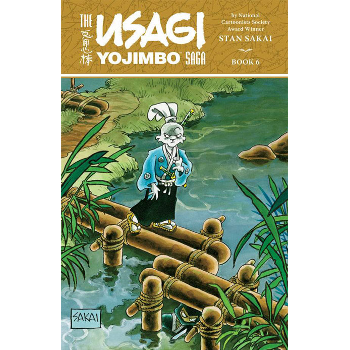Usagi Yojimbo Saga Vol. 6 SC