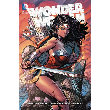 Wonder Woman Vol. 7 : War-Torn TP
