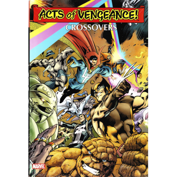 Acts of Vengeance Crossovers Omnibus HC