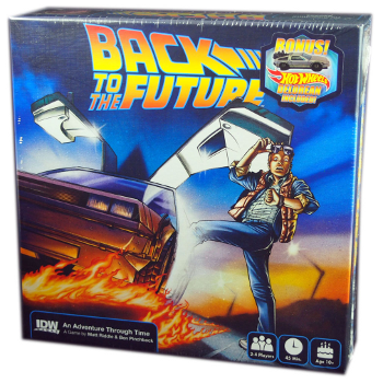 Back to the Future Boardgame