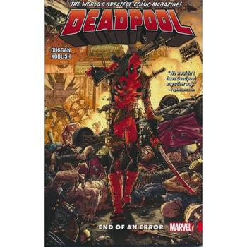 Deadpool ( 2015 ) Vol. 2 : End of an Error TP