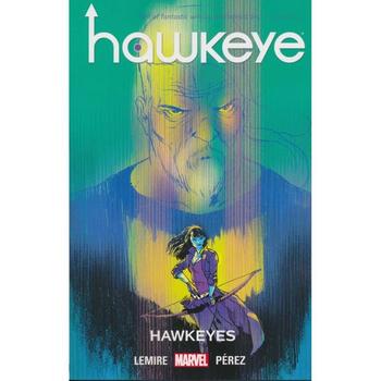 Hawkeye Vol. 6 : Hawkeyes TP