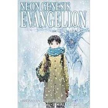 Neon Genesis Evangelion Omnibus Edition Vol. 5 SC