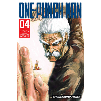 One Punch Man Vol. 04 SC