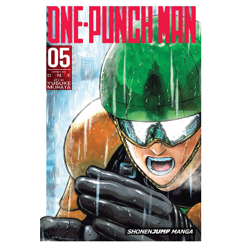 One Punch Man Vol. 05 SC