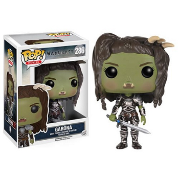 Pop Vinyl World of Warcraft : Garona