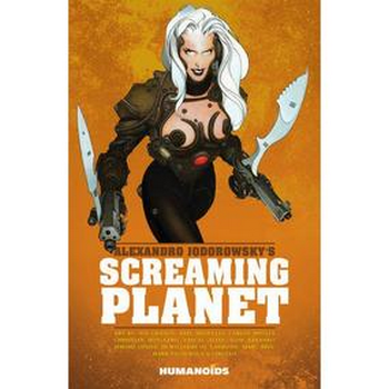 Screaming Planet TP