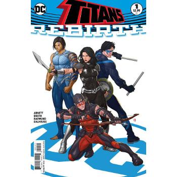 Titans Rebirth #1 Variant