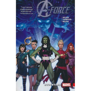 A-Force Vol. 1 : Hypertime TP