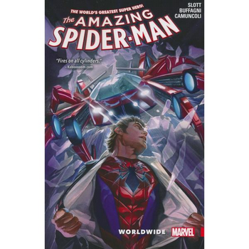 Amazing Spider-Man Worldwide Vol. 2 TP