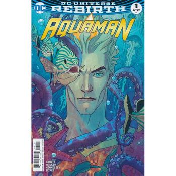 Aquaman #1 Variant