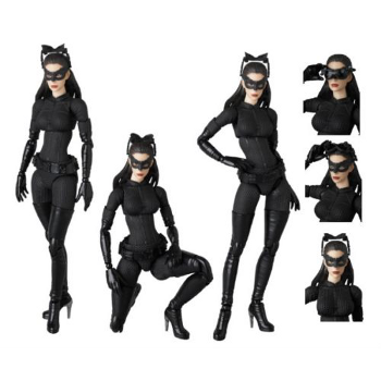 Batman Dark Knight Rises Catwoman PX Mafex figure