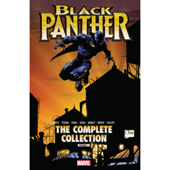 Black Panther Complete Collection Vol. 1 TP