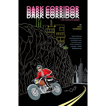 Dark Corridor Complete Series TP