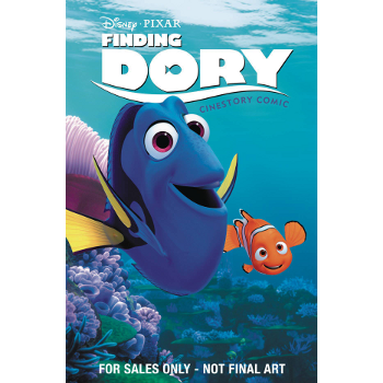 Finding Dory Cinestory SC