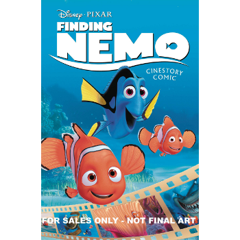 Finding Nemo Cinestory SC