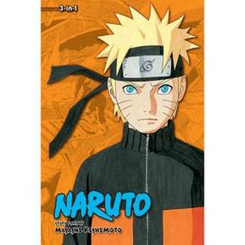 Naruto 3-in-1 Edition Vol. 15 SC