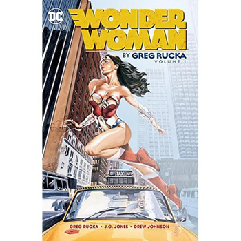 Wonder Woman by Greg Rucka Vol. 1 TP