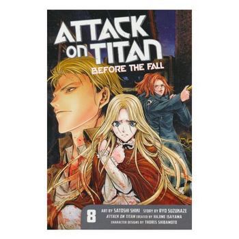 Attack on Titan : Before the Fall Vol. 8 SC